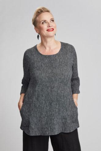 Hertta tunic, grey