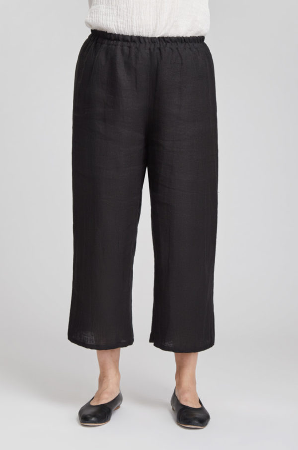Koski trousers, black