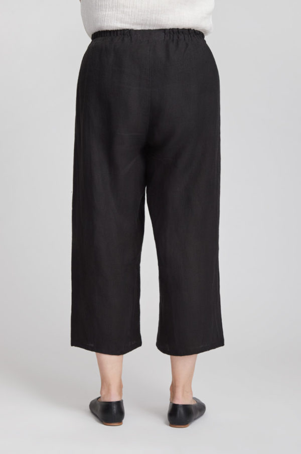 Koski housut, musta